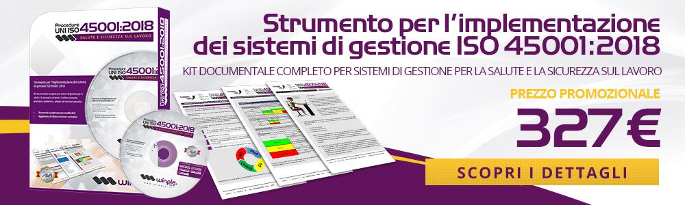 Procedure Winple ISO 45001